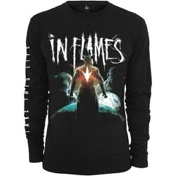 In Flames Longsleeve Take This Life Official Tee T-shirt Mens Unisex