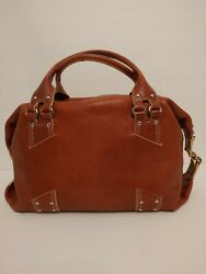Cole Haan Leather Satchel Purse $40.00