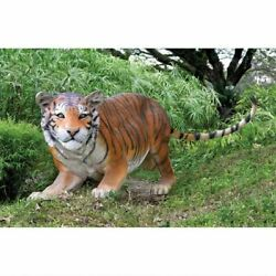 Katlot The Grand-scale Wildlife Animal Collection Bengal Tiger Statue
