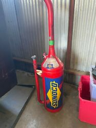 Sunoco Oil And Gas Racing Car Fuel Gas Can Used In 2019 Xfinity