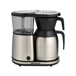 Bonavita Bv1900ts 8-cup Coffee Brewer With Lined Thermal Carafe [new]