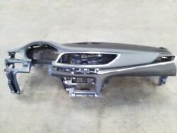 18 19 Buick Enclave Black And Gray Dash Panel Air With Bag 15590