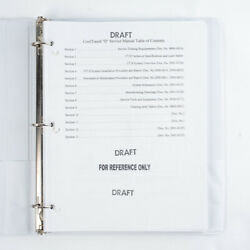 New Star Cooltouch Ii Service Manual Draft - Non Official Copy Pn 2000-0234