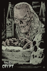 Tales From The Crypt By Ken Taylor - Regular - Mondo Print Sold Out