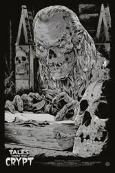 Tales From The Crypt By Ken Taylor - Variant - Mondo Print Sold Out