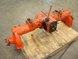 1947 Allis Chalmers C Tractor Rear End Transmission Housing