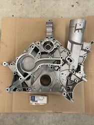 Genuine Mercedes Benz C-class Front Engine Cover With Crank Shaft Seal