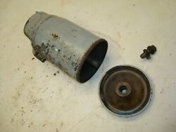 1952 Ferguson To30 Tractor Oil Filter Canister