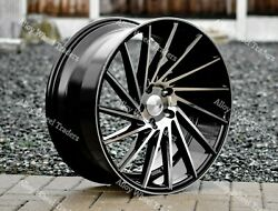 20 1av Zx1 Alloy Wheels Commercially Rated To 860kg Fits Vw T5 T6 T28 T30 T32