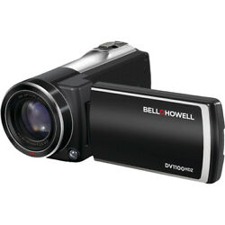 Bell And Howell 1080p Camcorder With 10x Optical Zoom And 3.0 Touchscreen