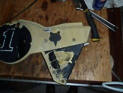 Yamaha Yz250 Yz 250 1980 Ahrma Air Box Cover Side Cover Air Filter Cover
