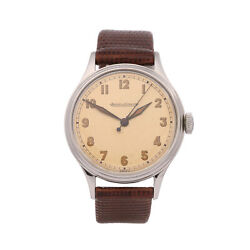 Jaeger-lecoultre Vintage Stainless Steel Watch P478 Com002630