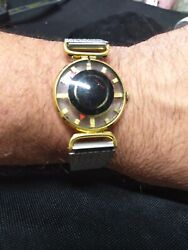 Juvenia Men Watch Mystery Dial . Collector Item. Amazing Look