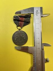 Wwi Us National Guard War With Germany Medal State Missouri 1917-1919