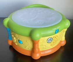 Leap Frog Leapfrog Learn And Groove Drum Bilingual Spanish English 10063