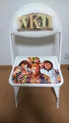 Wk11 Special Ring Side Commemorative Chair New Japan Pro Wrestling Jp Seller