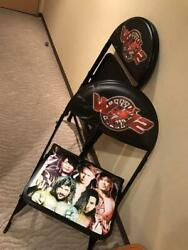 Wk14 Special Ring Side Commemorative Chair New Japan Pro Wrestling Jp Seller