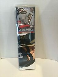 2011 NEW CAPTAIN AMERICA PEEL amp; STICK WALL DECALS