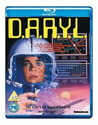D.a.r.y.l. [blu-ray] 1985 Classic 80and039s Sci-fi Movie Us Compatible Disc Daryl
