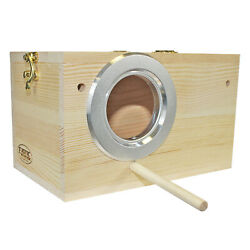 Sturdy Nest Box Small For Sugar Glider Squirrel Rat Finch Parakeet More $21.99