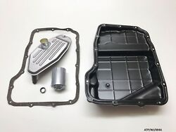 Transmission Oil Pan And Filter For Jeep Grand Cherokee 4.7l 1999-2004 Atp/wj/004a