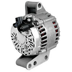 New 12 Volt 105 Amp Alternator Fits Ford Europe Fusion 1.25 55kw 2004-12 2s6t-fa