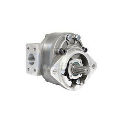 D1nn600b Replacement Hydraulic Pump - Fits Ford Backhoe Models 4000, 4500