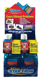 Star Brite Distributing 14616 Star Tron And039sefand039 Gas Additive 6/8 Oz With Display