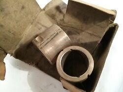 1934-1940 Chevy Truck Front Torque Tube Bushing 600962 Nos Gm 34 35 36 37 38 39