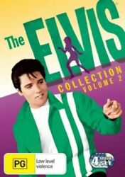 The Elvis Collection Volume 2 Dvd 4-movies Musicals Girl Happy Double Presley R4