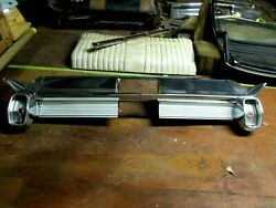 1962 Cadillac Rear Bumper Assembly. Very Good Condition.