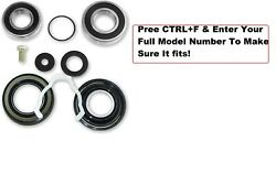 Front Loader Bearings Seal+washer Kit Replacement For Maytag Neptune Washer