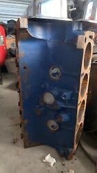 1969 Ford Fe 390 Gt Engine - Core Components Block Date 8l13