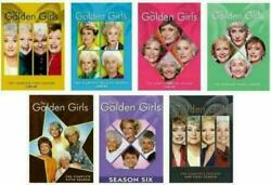 The Golden Girls Complete Series DVD Bundle Season 1 7 21 Disc Brand New $40.77