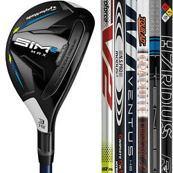Taylormade Sim 2 Max Custom Rescue - Pick Your Specs