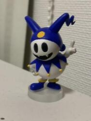 Megami Tensei Jack Frost Garage Kit Painted Finished Product Nearly Unused