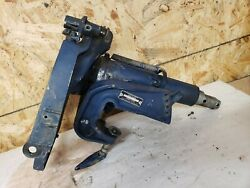 1972 Evinrude Johnson 25hp Outboard Motor Tramson Clamp Assy