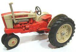Vintage Ford Toy Tractor 901 Select O Speed From 1950andrsquos Hitch Extremely Rare Old