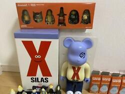 James Jarvis Be@rbrick Relax Limited Collaboration Model Silas Medicom Toy Rare