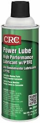 Crc - 3045 Power Lube Industrial High Performance Lubricant With Ptfe 16 Oz....