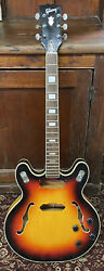 Vintage Japan Guitar with Gibson Neck Please Read Details