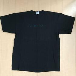 X-files T-shirt Men's Size Xl Black Made In Usa 1995 Vintage Rare Used Jp Seller