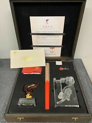 2008 Beijing Olympic Torch Miniature - Super Rare Collector Item Limited Edition