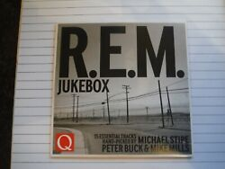 Q Magazine 2008 Cd - Rem Jukebox - 15 Tracks Selected By Stipe, Buck And Mills