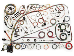 New 1966-67 Fairlane Wiring Harness Upgrade Kit 500 Comet Cyclone Caliente Ford