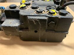 Oem Control Valve Possibly Fits Case 40xt Skid Steer 4514961a1 409057a3 87431789