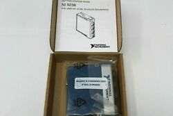 National Instruments Ni-9238 783311-01 4-channel Analog Input New Sealed