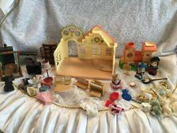 Used Maple Town Furniture Sylvanian Families Music Dollhouse Very Rare