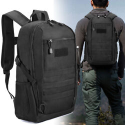 Military MOLLE Backpack Tactical Assault Pack Bag Rucksack for Camping Trekking $25.99