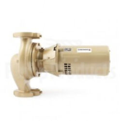 Armstrong 116456mf-137a Bronze In-line Pump, Series H, 3/4 Hp, 208-230/460v, 3ph